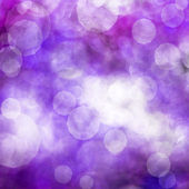 Pink bokeh circles background — Stock Photo