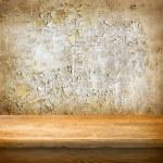 Empty wooden table — Stock Photo #30241643