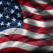 Stock Photo: Grunge USA Flag