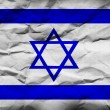 Grunge flag of Israel — Stock Photo #30483749