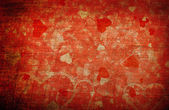 Grunge Love background — Stockfoto