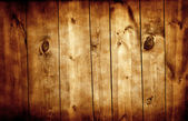 Old dark brown wooden background or texture — Stock Photo