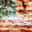 Grunge American Flag — Stock Photo #30566407