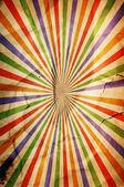 Multicolor sonnenstrahlen grunge hintergrund. — Stockfoto