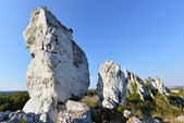 Limestone rocks — Stock Photo