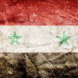 Syria flag — Stock Photo