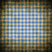Gingham background — Foto Stock
