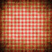 Gingham background — 图库照片