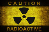 Radioactive — Stock Photo