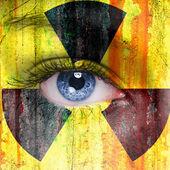 Radioactive — Stock Photo
