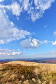 Bieszczady mountains — Stock Photo