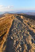 Bieszczady mountains — Stock fotografie