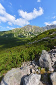 Tatry mountains — Stock Photo