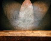 Boş tablo — Stok fotoğraf
