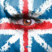Flaga anglii — Zdjęcie stockowe