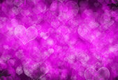 Pink Valentines background — Stock Photo