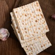 Passover bread — Stock Photo #41585285