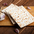 Passover bread — Stock Photo #41585341