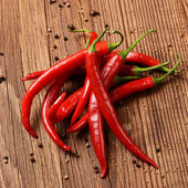 Chili pepper — Stockfoto