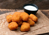 Nuggets — Stock Photo