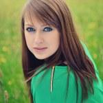 Beautiful brunette — Stock Photo #46108061