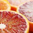 Blood orange close up — Stock Photo #19210421