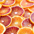 Stock Photo: Blood orange background