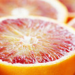 Blood orange close up — Stock Photo #19796321