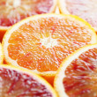 Blood orange close up — Stock Photo #20157181