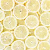 Lemon background — Stock Photo