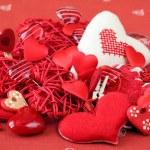 Heart decorations — Stock Photo #7436900