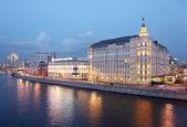 Moscow. Raushskaya embankment. — Stock Photo