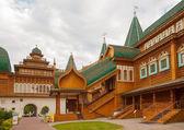 Palace of the Tsar Alexey Mikhailovich — Stock Photo