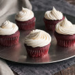 Royalty-Free Stock Photo: Red Velvet Cupcakes