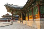 Changdeokgung palace — Stock Photo