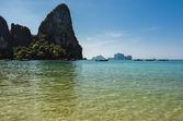 Tropical thailand beach — Foto Stock
