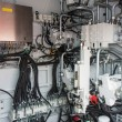 Engine room with pneumatic systems — Stockfoto #22191639