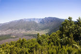 Caldera Taburiente in La Palma (Canary Islands). The largest ero — Stock Photo