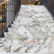 Stock Photo: Art deco marble stairs