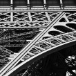 Eiffel Tower Close Up — Stock Photo