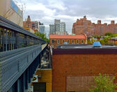 Highline Park — Stock Photo