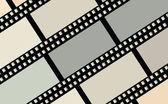 Movie film background — Stock Photo