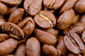 Coffee beans background — Stok fotoğraf