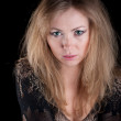 Стоковое фото: Portrait of young beautiful caucasian