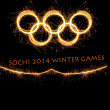 2014 Winter Olympiad Sochi Russia — Stock Photo #38968343