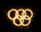 The 2014 Winter Olympiad — Stock Photo