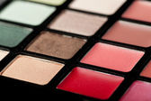 Eye-shadow palette — Stock Photo