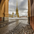 Постер, плакат: Peter and Paul fortress