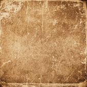Grunge papier textuur, vintage achtergrond — Stockfoto