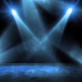 Spotlight background — Stock Photo